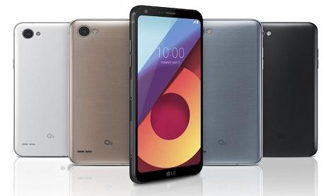 """LG lançou no mercado brasileiro seus novos smartphones """"LG Q6 e Q6 Plus"""""""