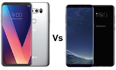 LG V30 ou Galaxy S8? Veja o comparativo de smarts com bordas mínimas nesta semana