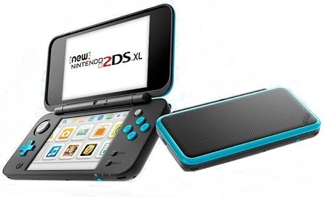 """O """"Nintendo 2DS XL"""" ganhará duas novas versões, incluindo edição especial 'Poké Ball'"""