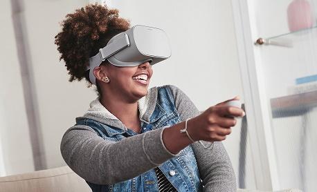 """Tecnologia: O novo """"Oculus Go"""" deve chega oficialmente no mercado em 1º de maio"""