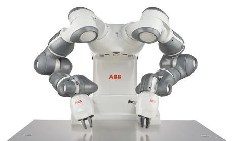 """Conheça """"YuMi"""" um robô que rege orquestra e faz de tudo um pouco"""