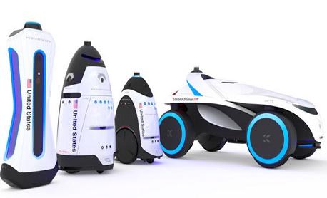 """Conheça os robôs """"Knightscope"""" eles podem ser os guardas robóticos do futuro"""
