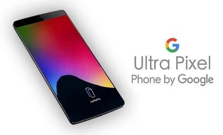 """A Google deve lança neste ano três smarts e o Top de linha deve se chama """"Ultra Pixel"""""""
