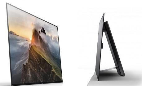 """Sony lançou no Brasil sua primeira """"TV OLED"""" com som que sai da própria tela"""