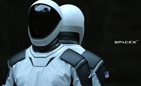 """Elon Musk apresentou o """"traje espacial"""" completo para a nave SpaceX"""