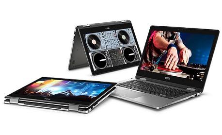 """Conheça """"Dell Inspiron 7000 Series 2-in-1"""" o seu novo laptop"""
