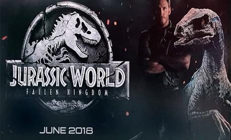 """O filme """"Jurassic World – Reino Ameaçado"""" ganhou seu segundo trailer"""