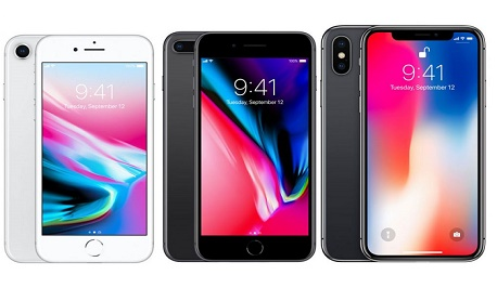 "Os novos ""iPhone 8, iPhone 8 Plus e iPhone X"" chegam ao Brasil só em dezembro"