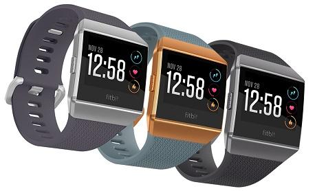 """O novo smartwatch """"Fitbit Ionic"""" será lançado no dia 1 de outubro por US$ 299,95"""