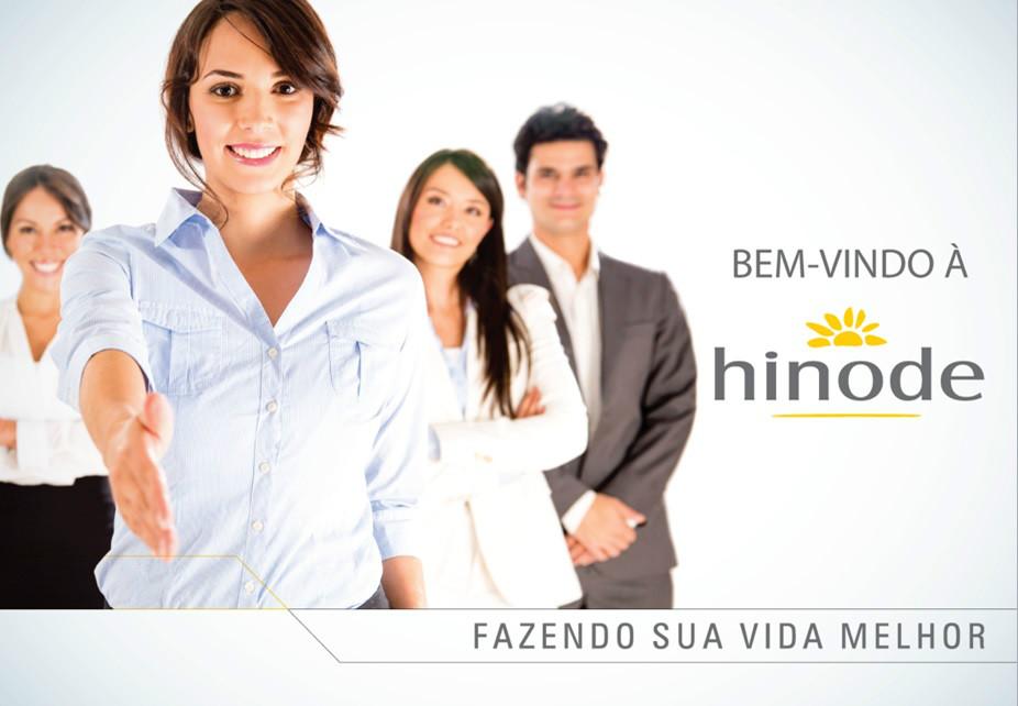 Seja Bem Vindo a Apresentação de negócio Hinode, faça seu cadastro no ID 96036