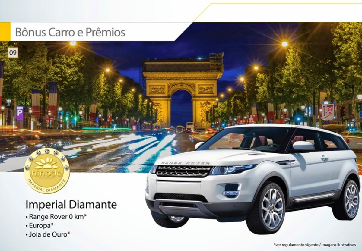 Imperial Diamante, apresentação de negócio faça seu cadastro no Id 96036