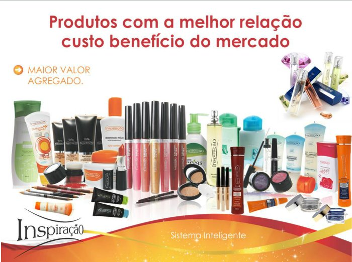 Conheça nossos perfumes e cosméticos e faça seu cadastro no código 66985 José Santana