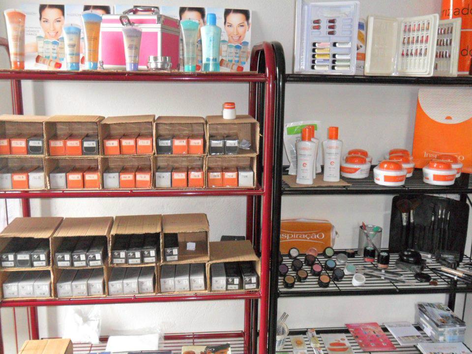 Estoque de perfumes Inspiração e Cosméticos de qualidade José Santana faça Parte cadastre-se no código 66985 suporte total