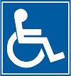 simbolo internacional de acesso