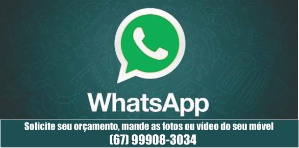 Solicite um Orçamento no WhatsApp