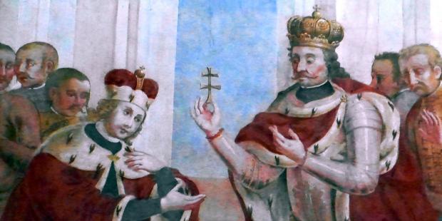 Santo Estevão da Hungria