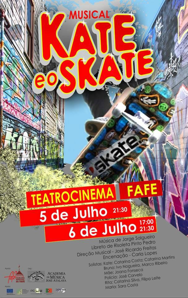 Kate e o Skate
