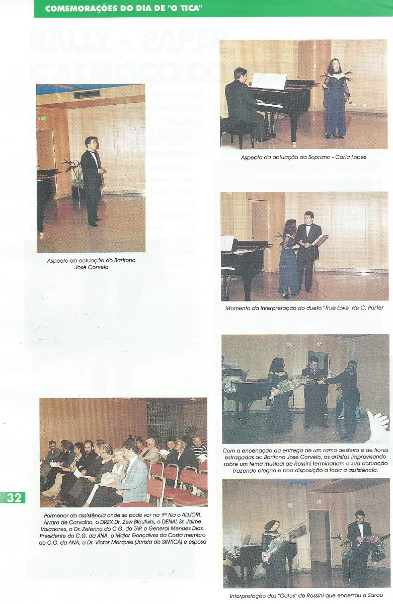 Recital SINTICA