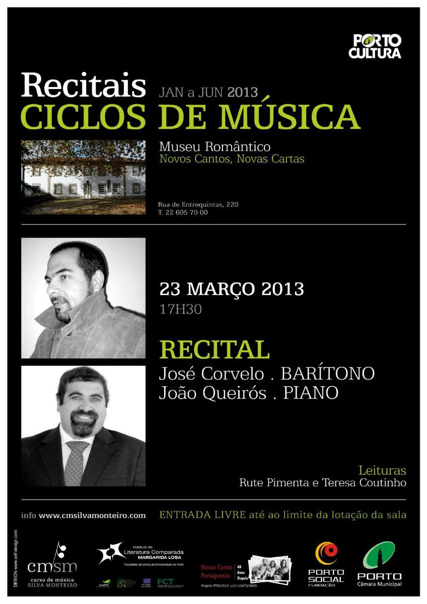Recital lieder