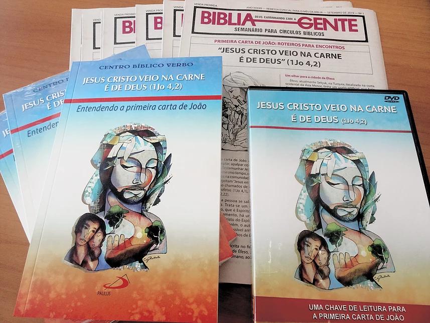 Subsidio do mês Biblico