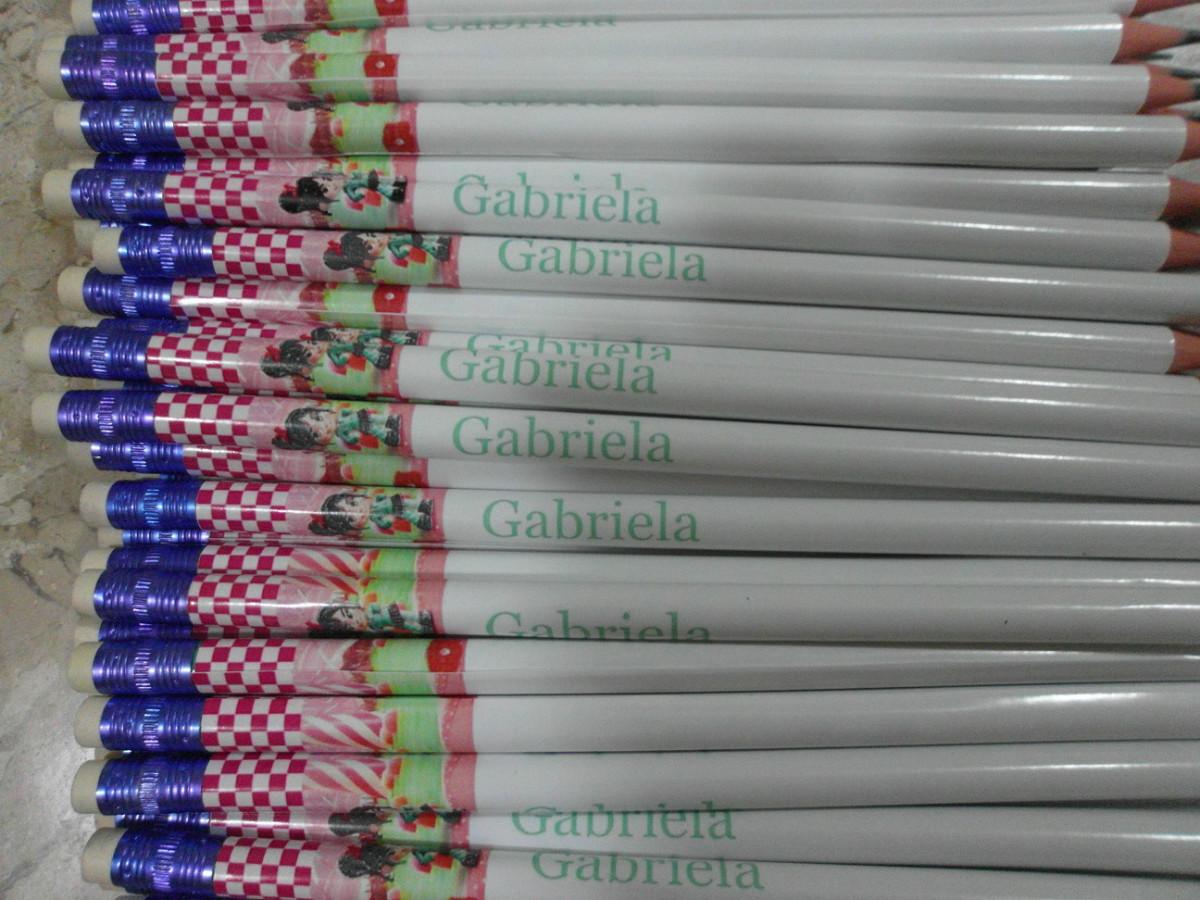 Lápis da Gabi!