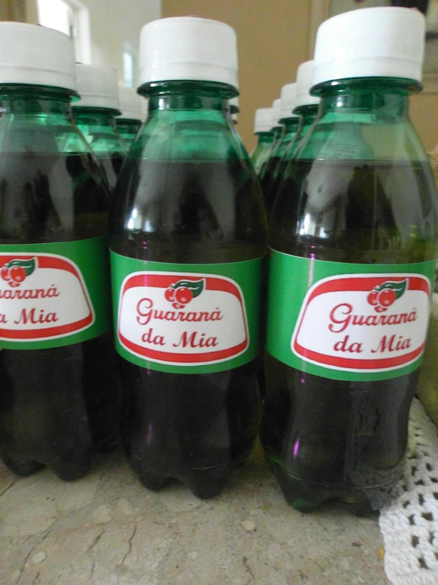 Guaraná da Mia!