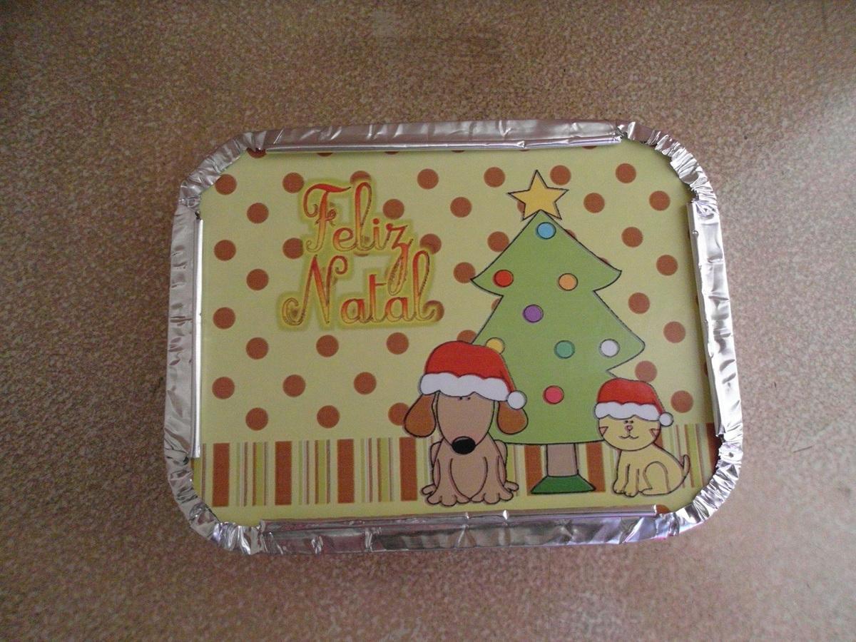 Marmita de Natal!!