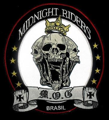 Logo dos Midnight Riders Brasil