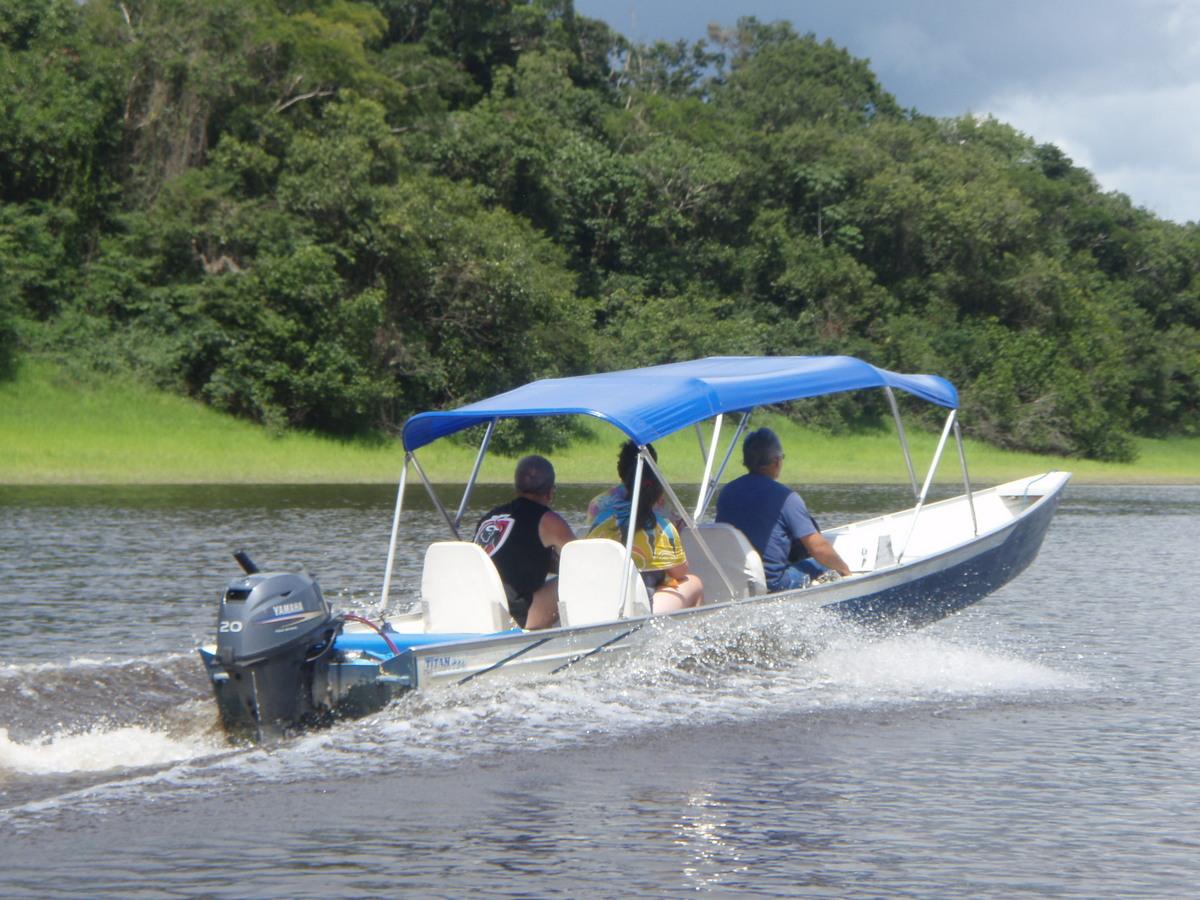 Voadeira Barco lo peix