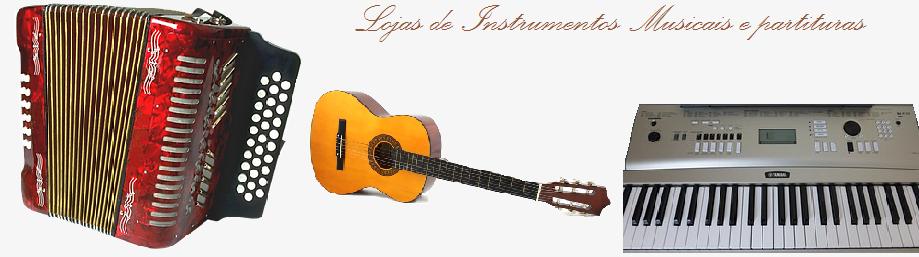 Lojas de Instrumentos Musicas