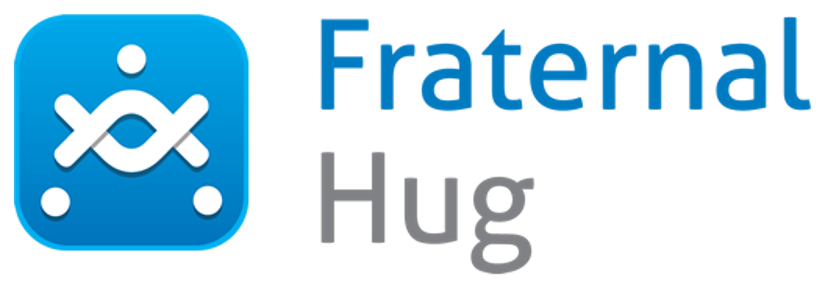 Fraternal Hug