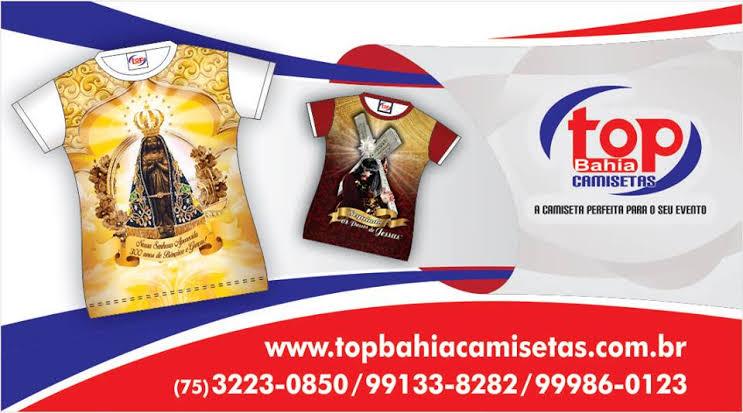 Top Bahia camisetas
