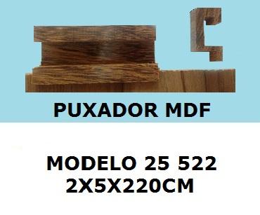 Puxador MDF