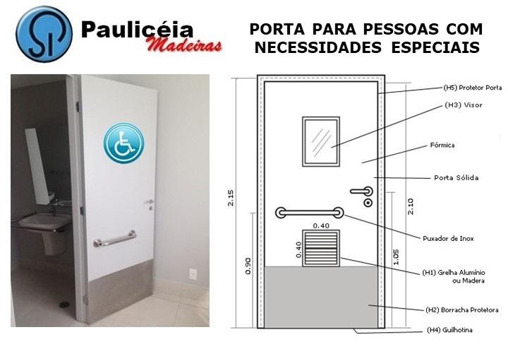 porta PCD