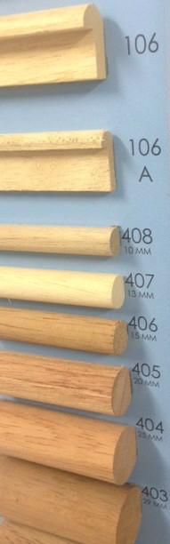 Frizos de madeiras