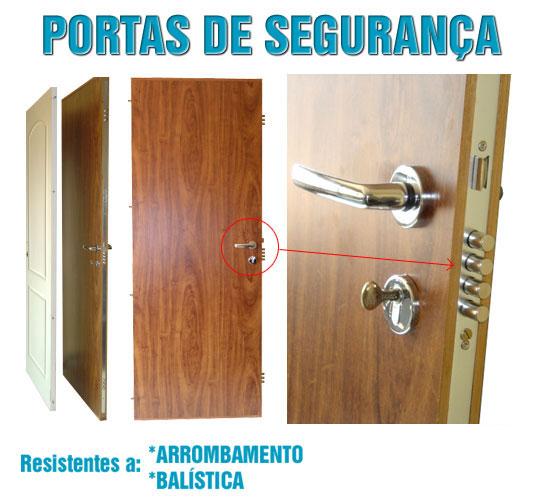 Porta Segurança