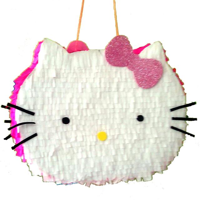 pinhata hello kitty
