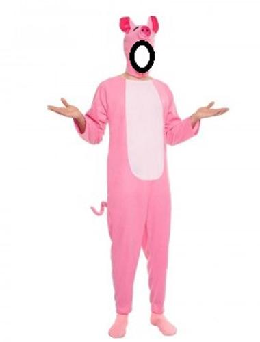 fato de porco