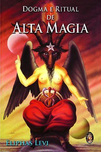 imagem do livro dogma e ritual de alta magia