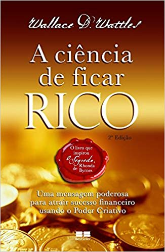 imagem do livro a ciência de ficar rico