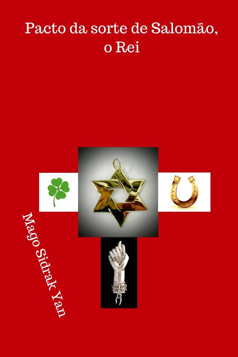 imagem de capa do livro pacto da sorte de salomão, o rei