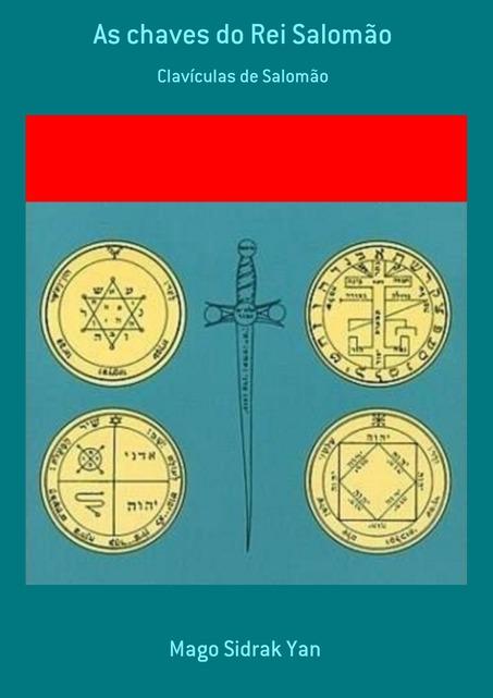 Imagem de capa da obra as chaves do rei salomão