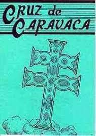 imagem do livro a cruz de caravaca