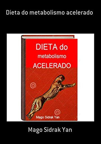 imagem do livro dieta do metabolismo acelerado