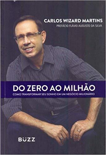 imagem do livro do zero ao milhão