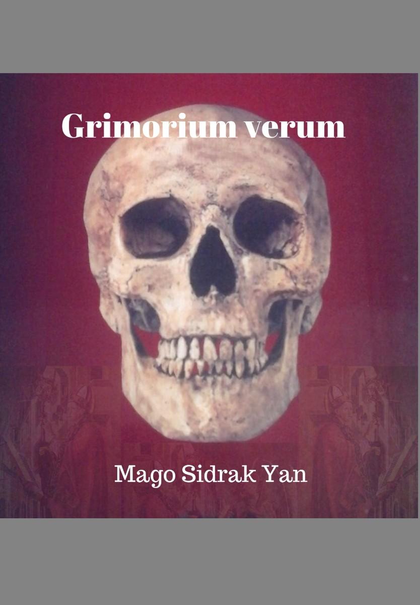 imagem do livro grimorium verum