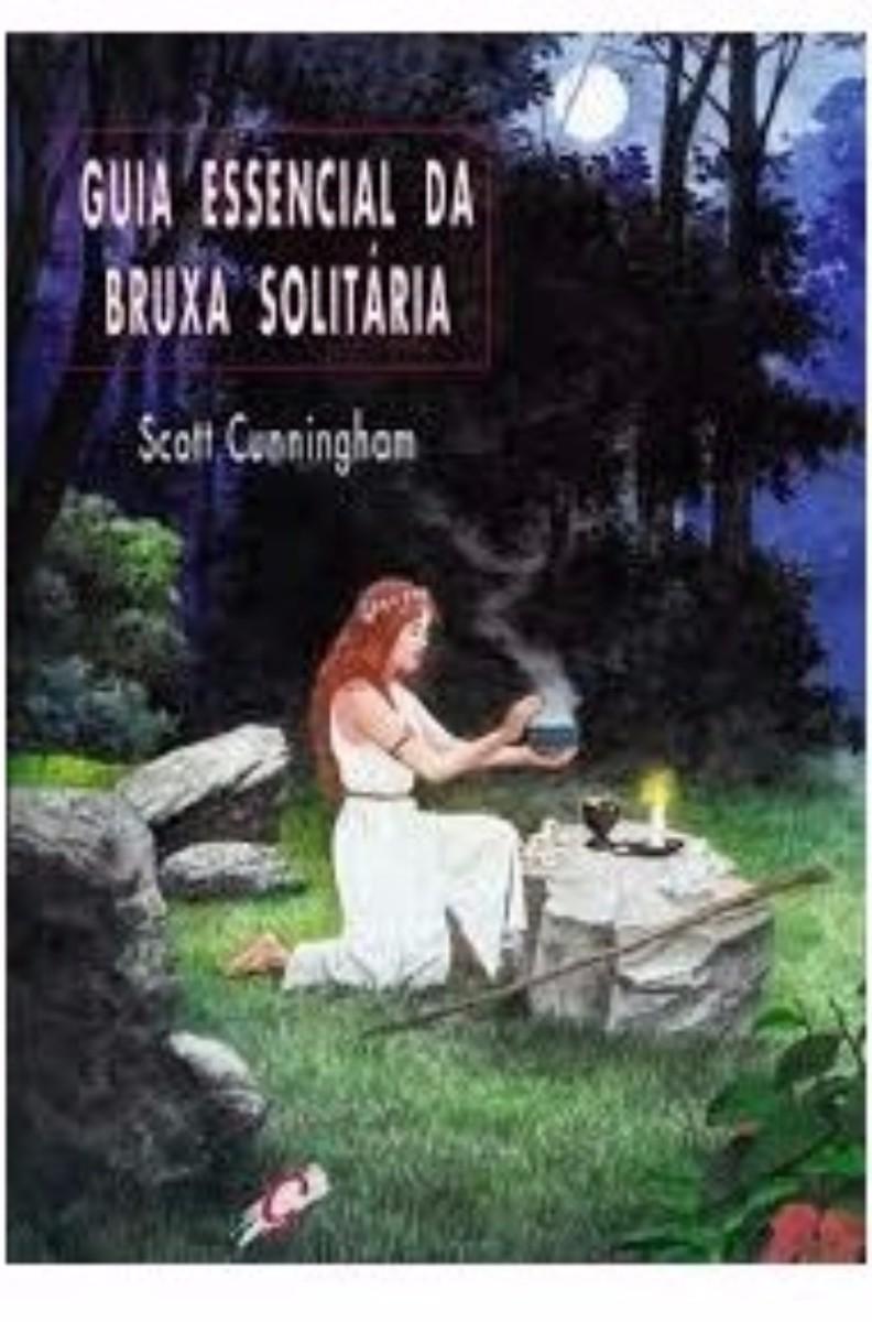 imagem do livro guia essencial da bruxa solitária