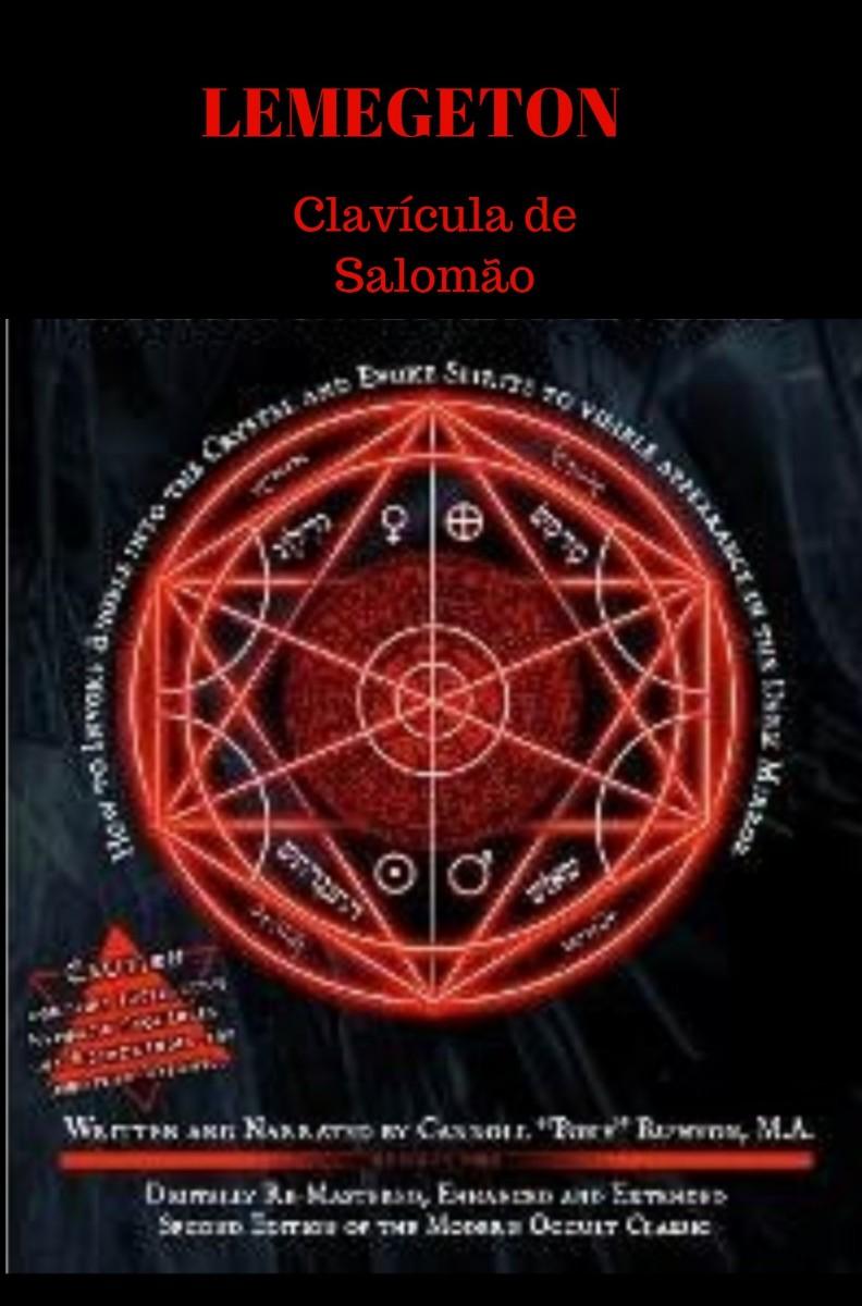 Imagem da obra Lemegeton a chave menor de salomão