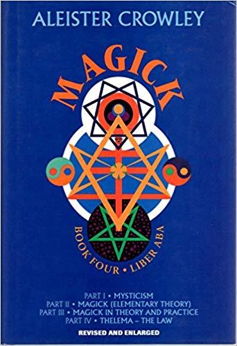Capa do livro magick
