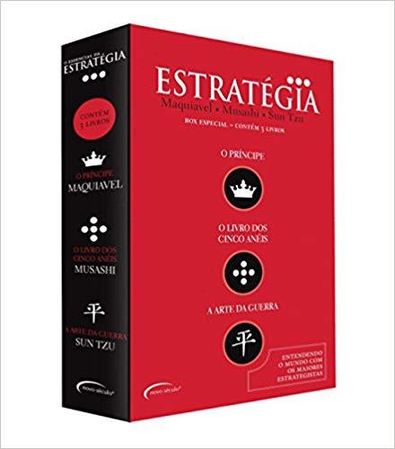 imagem do livro o essencial da estratégia